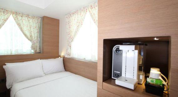 هتل بلوجی رزیدنس هنگ کنگ