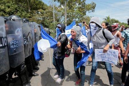 یک کشته در دور جدید اعتراضات در نیکاراگوئه