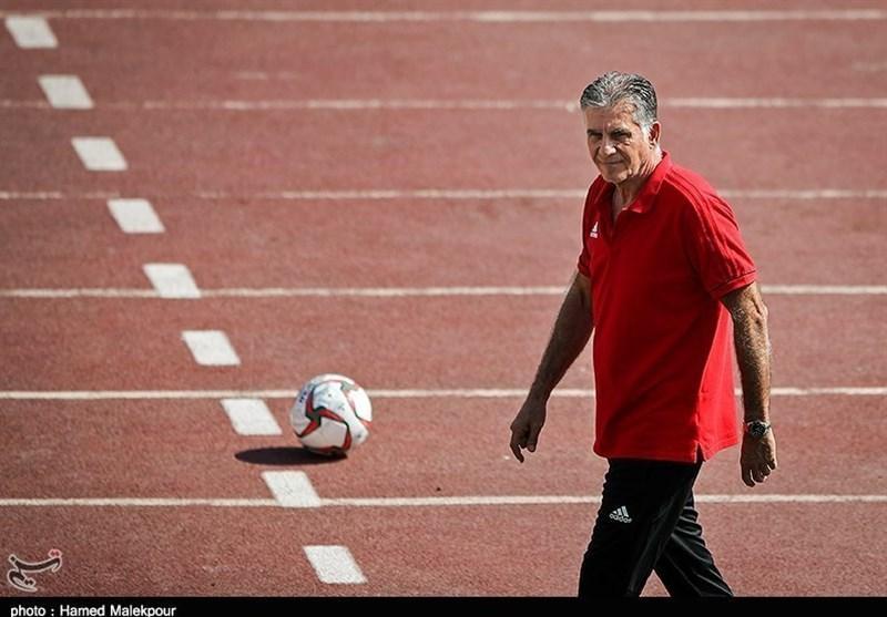 ادامه اتفاقات عجیب در تیم ملی فوتبال؛ برگزاری نشست خبری کی روش در ِپک!