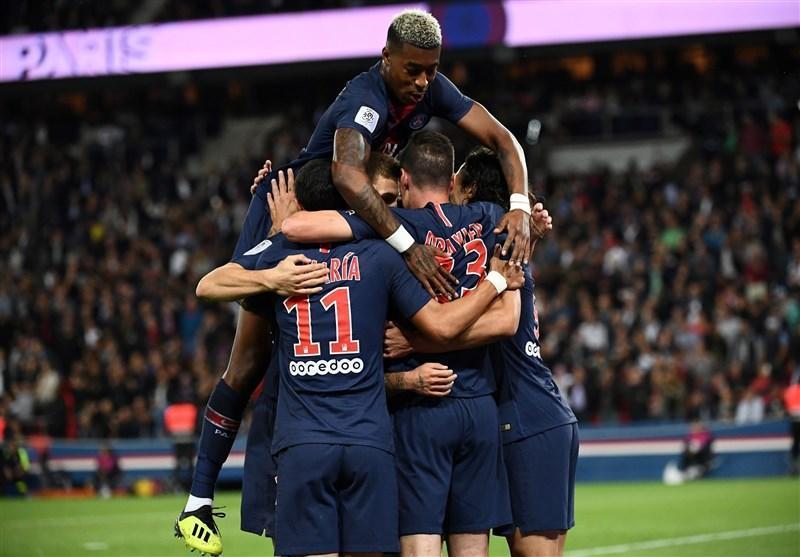 فوتبال دنیا، شکست سنگین سامان قدوس و یارانش در خانه پاری سن ژرمن