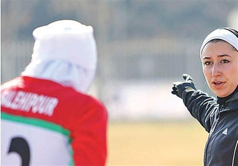 گزارش فیفا درباره پیشرفت فوتبال بانوان ایران به لطف حضور خسرویار