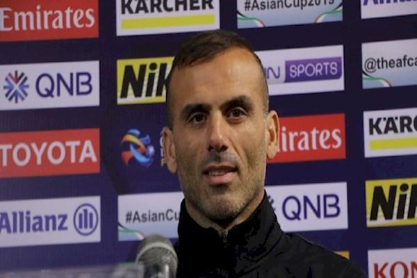 جلال حسینی: امیدوارم آغاز خوبی داشته باشیم