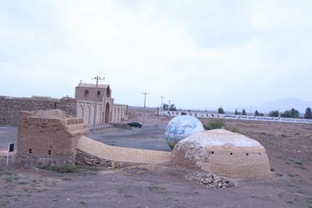 آب انبارهای تاریخی پاسنگان قم مرمت شد