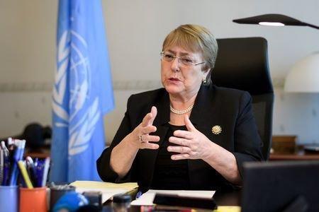 باچله: سازمان ملل نیازمند دسترسی مستقیم به سینکیانگ است