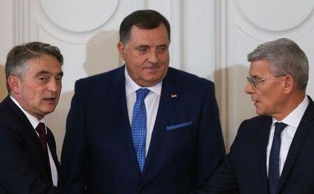 حمایت آمریکا از پیوستن بوسنی به ناتو