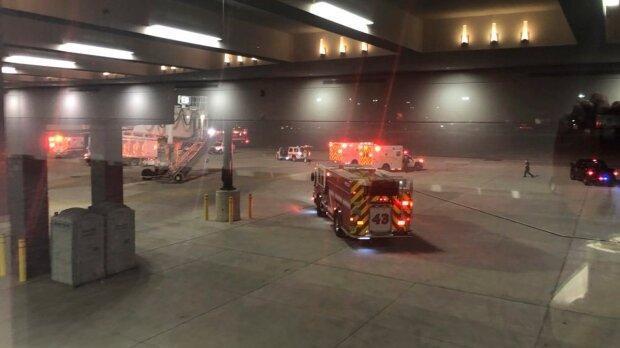 6 زخمی در حادثه فرودگاه بین المللی آمریکا
