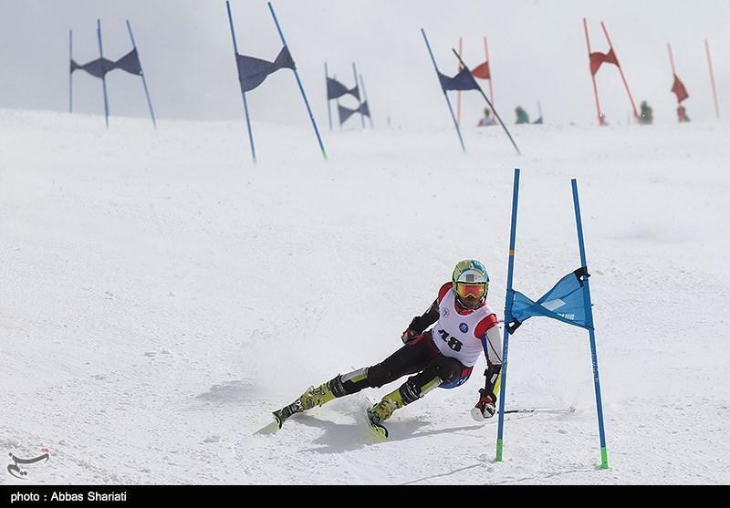 اسکی قهرمانی دنیا، نماینده ایران به خط خاتمه نرسید