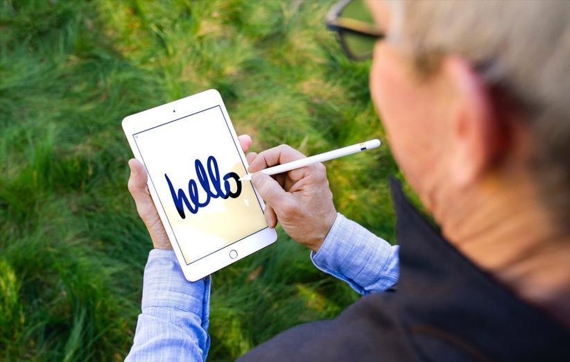 آیپد مینی جدید با پشتیبانی از اپل پنسل معرفی گردید