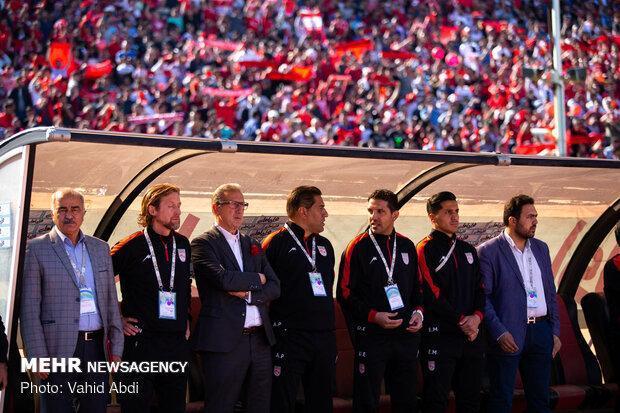 طرفداران تراکتور خواستار جدایی سرمربی تیمشان شدند