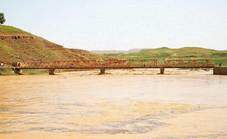 پل گاومیشان معطل بازسازی