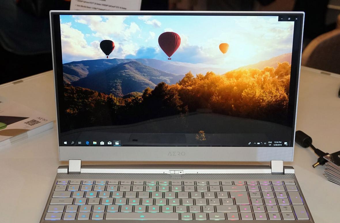 لپ تاپ جدید Aero 15، بهترین گزینه برای تدوین گران