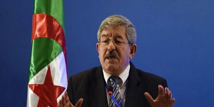 بازداشت موقت نخست وزیر سابق الجزایر