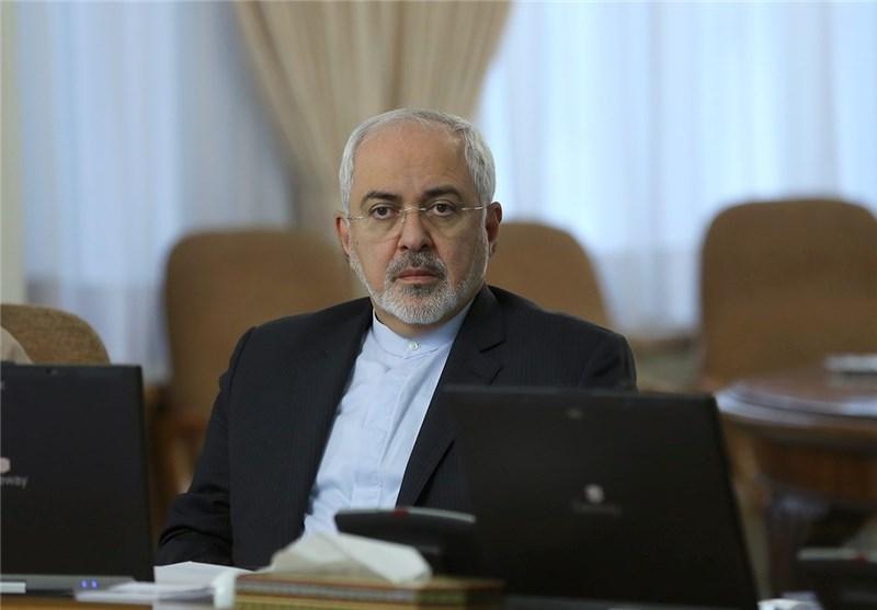 واکنش ظریف به درخواست پامپئو برای مصاحبه با رسانه های ایرانی