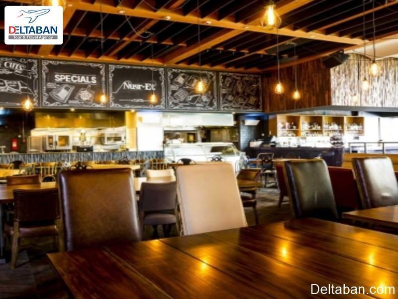 آشنایی با بهترین رستوران های ارزان دبی