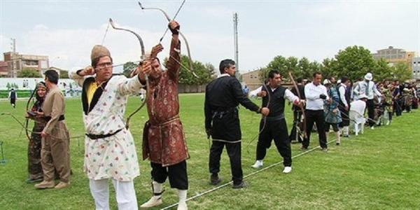 مسابقات کشوری تیروکمان سنتی در خلخال برگزار می گردد