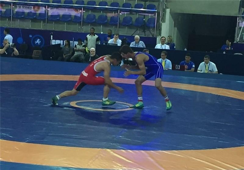 کشتی آزاد جوانان قهرمانی آسیا، ایران قهرمان زودهنگام مسابقات شد