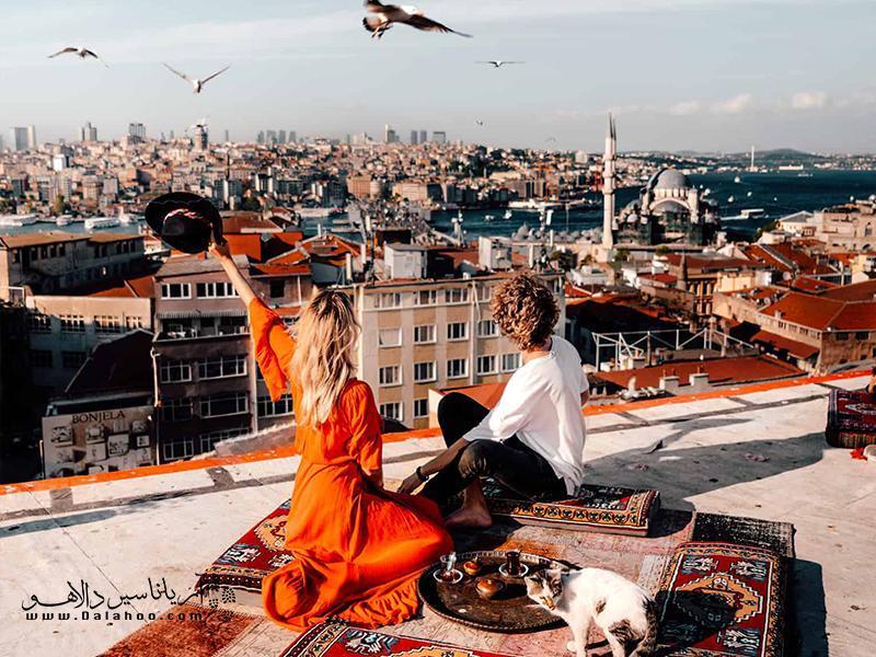 بهترین زمان سفر به ترکیه