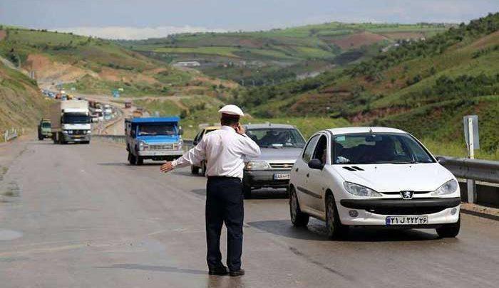 محدودیت های ترافیکی یک هفته ای جاده های مازندران اعلام شد
