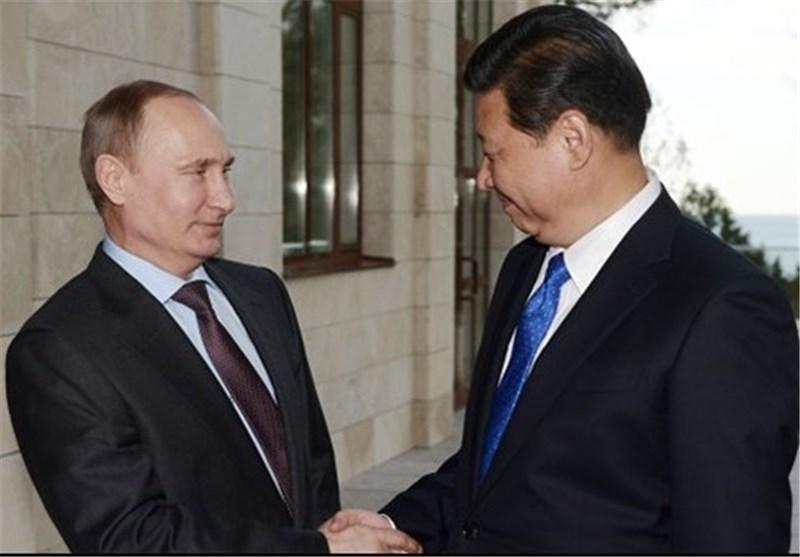 شی جین پینگ: چین و روسیه شرکای استراتژیک هستند