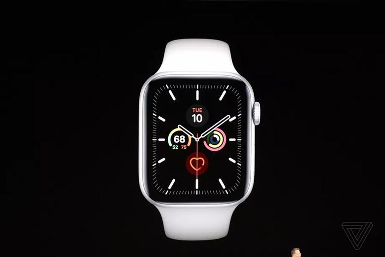 اپل واچ سری 5 با ویژگی مهم صفحه نمایش همواره روشن معرفی گردید