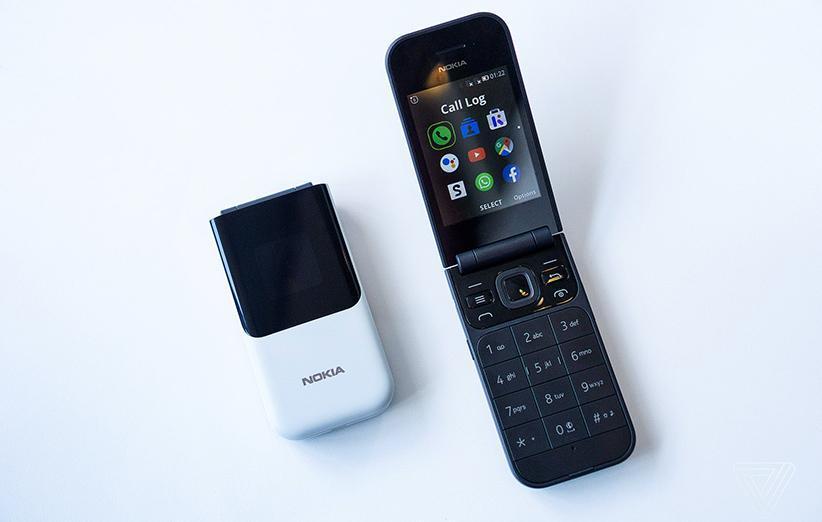 با گوشی های دکمه ای جدید نوکیا آشنا شوید؛ نوکیا 2720 و نوکیا 800