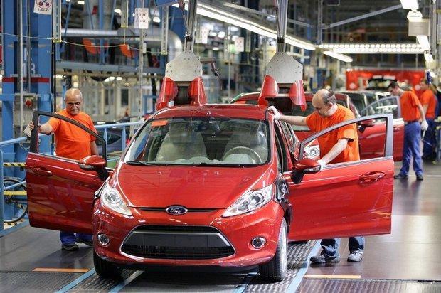 فراوری خودرو در دنیا افزایش یافت، سهم28 درصدی چین