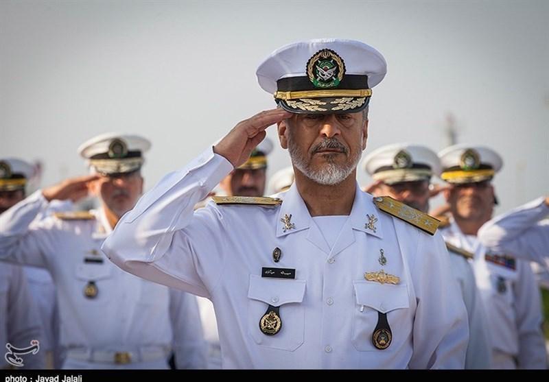 امروز؛ سفر فرمانده نیروی دریایی ارتش به اندونزی