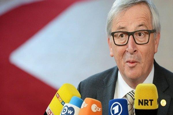 یونکر: اروپا خواهان توقف عملیات ترکیه در شمال سوریه است