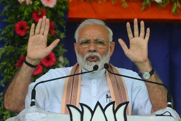 نخست وزیر هند از همتای پاکستانی خود قدردانی کرد