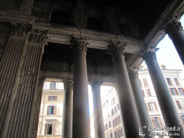 سفرنامه اروپا، ایتالیا (رم) - قسمت چهارم