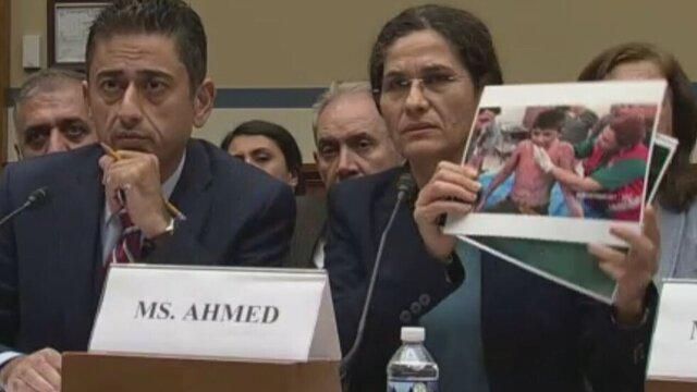رهبر کرد سوریه، ترکیه را به استفاده از گاز فسفر علیه غیر نظامیان در شمال سوریه متهم کرد