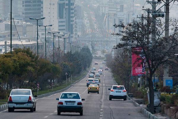 آنالیز تاثیر سهمیه بندی بنزین بر کاهش آلودگی هوای کرمانشاه