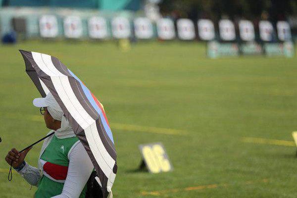 ناکامی زهرا نعمتی در کسب سهمیه المپیک، سهمیه ریکرو قطعی شد