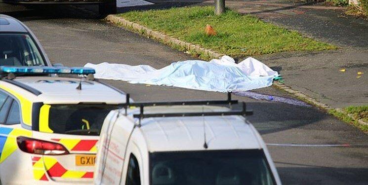 تصاویر ، حمله با چاقو در لندن دو کشته برجای گذاشت