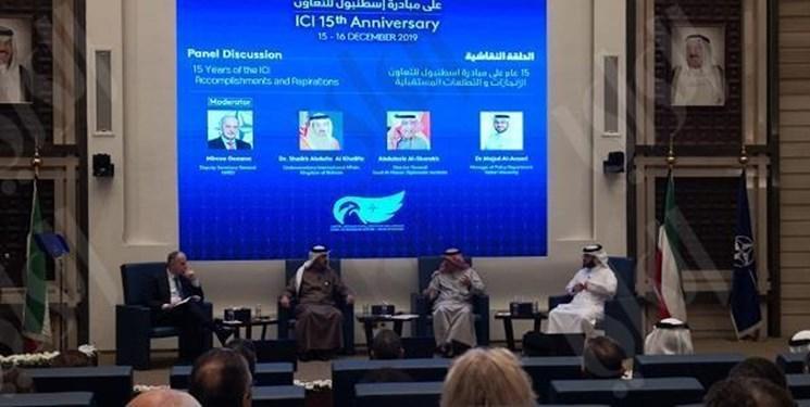 نشست ناتو با مقامات امنیتی کشورهای عربی در کویت