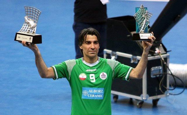 شمسایی: فوتسال نباید جاوید را از دست بدهد، لیگ خوب باعث قهرمانی تیم ملی شد