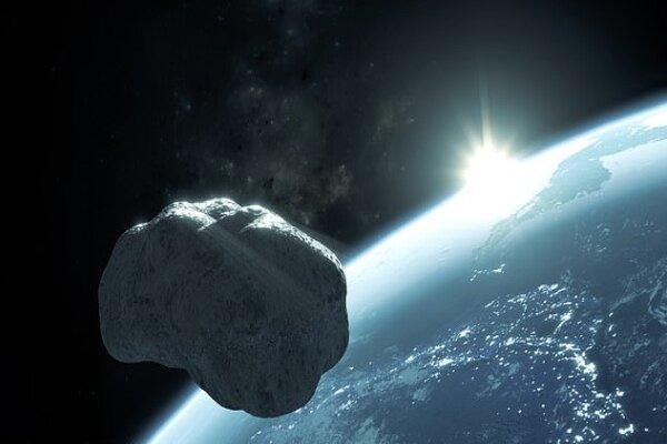 صبح امروز سیارکی از کنار زمین گذشت