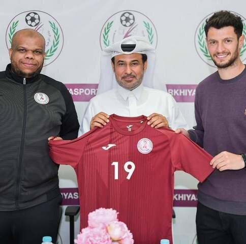 مدافع فولاد به تیم قطری پیوست