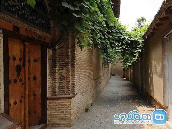 خانه های قدیمی تهران از نابودی نجات یافتند