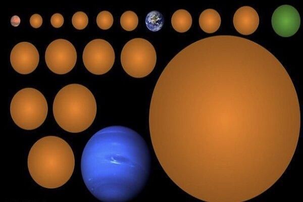 یک دانشجو 17 سیاره کشف کرد