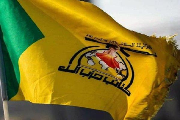 حزب الله عراق بر کوشش برای بیرون راندن نظامیان آمریکایی تاکید نمود