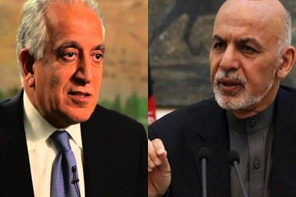 ادعای مداخله آمیز نماینده آمریکا در امور داخلی افغانستان