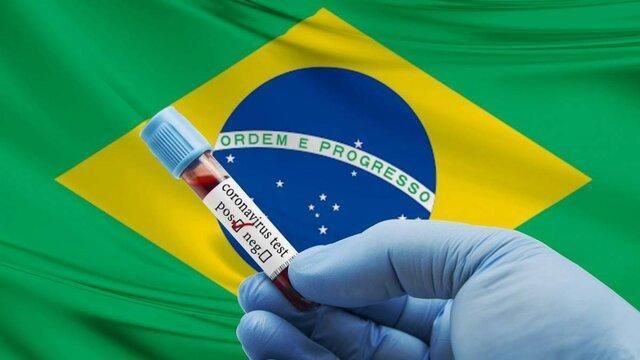 برزیل، دومین کانون شیوع کرونا در دنیا