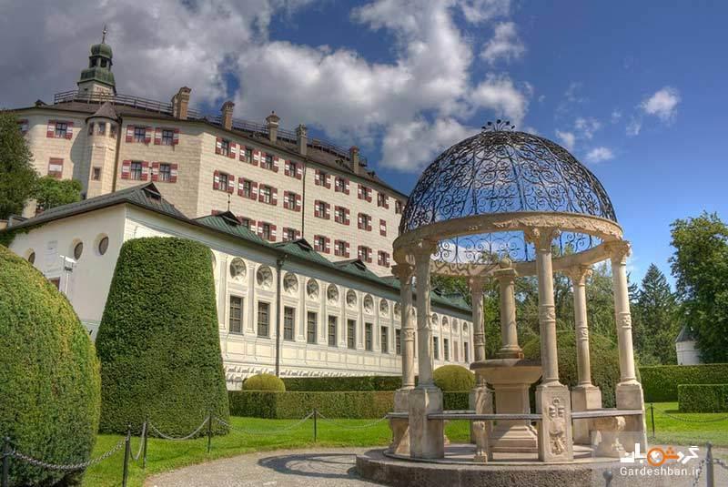 قلعه آمبراس؛ از جاذبه های شگفت انگیز معماری در اتریش