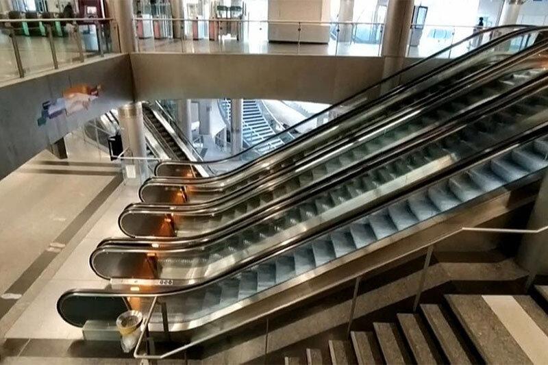 ببینید ، متروی پاریس در روزهای کرونا