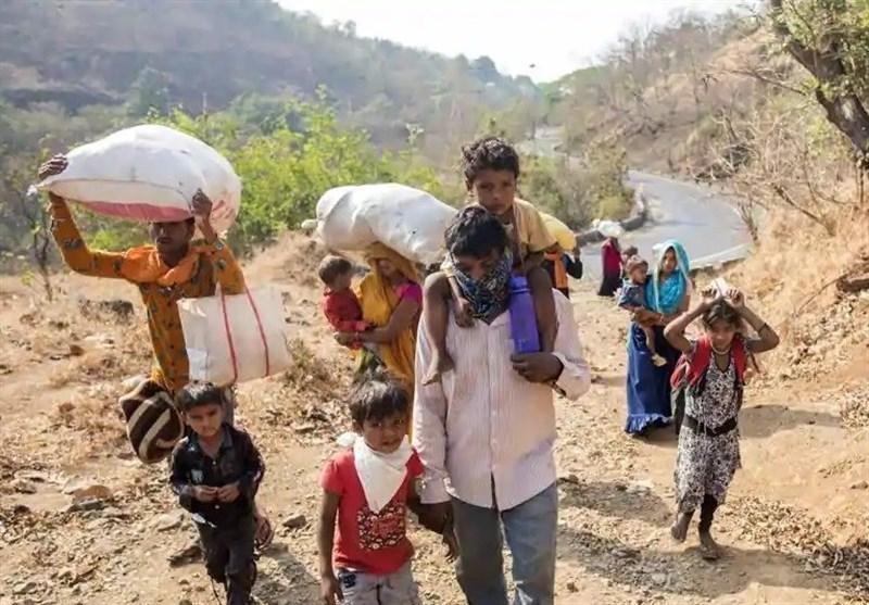 هشدار بانک جهانی به هند؛ کارگران مهاجر می توانند عامل اصلی انتشار کرونا باشند
