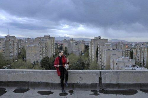 تصاویر ، کنسرت های خانگی تک نفره در تهران