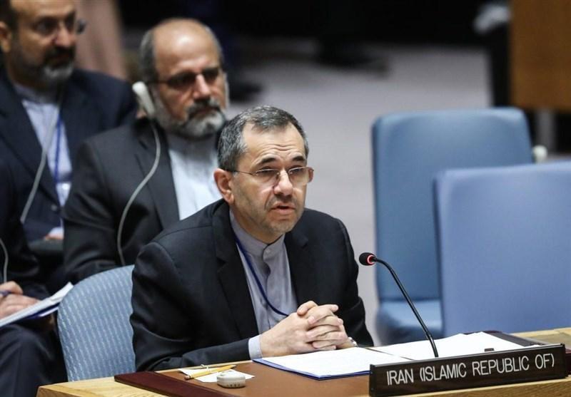 تخت روانچی: اظهارات پامپئو هیچ جایگاهی در حقوق بین الملل ندارد