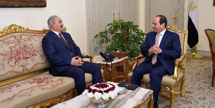 طرح پیشنهادی مصر برای مقابله با ترکیه در لیبی