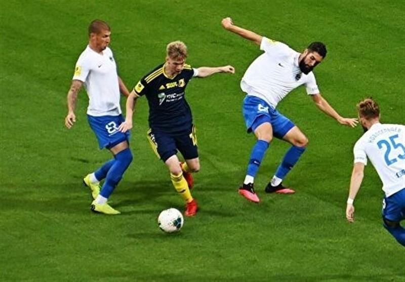 اتفاق عجیب در فوتبال روسیه؛ استارت دوباره لیگ با حضور یک تیم تحت قرنطینه!